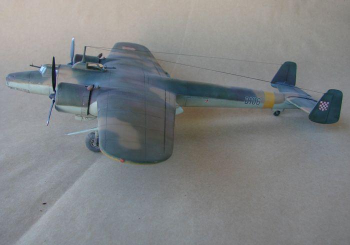 Dornier Do-17Kb-3, RSmodels, 1/72 DSC01405