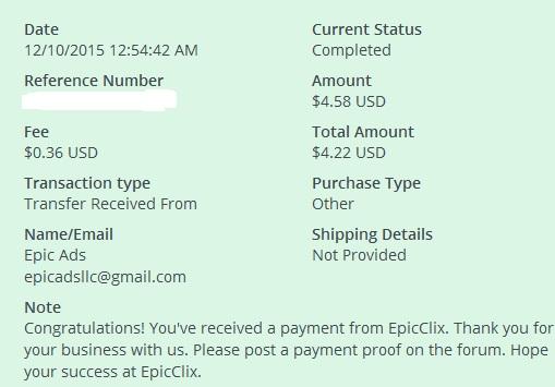 EpicClix - epicclix.com Epicclixpayment