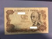 RAREZA: Billete de 100 pesetas del color de uno de 1000 por el anverso IMG_6233