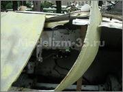 Немецкая 75-мм САУ Hetzer, Музей Войска Польского, г.Варшава, Польша Hetzer_Warszawa_044