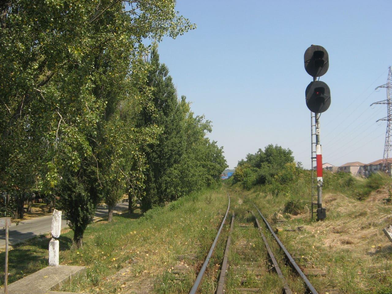 Calea ferată directă Oradea Vest - Episcopia Bihor IMG_0029
