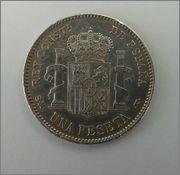 1 peseta 1903 *19-03 - Alfonso XIII 20150323_142601