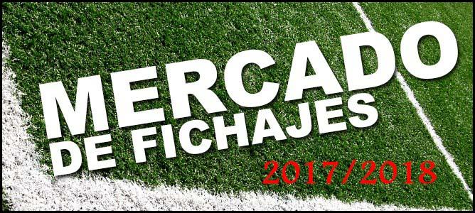 Mercado de fichajes 2017-2018 (Nacional e Internacional) Image