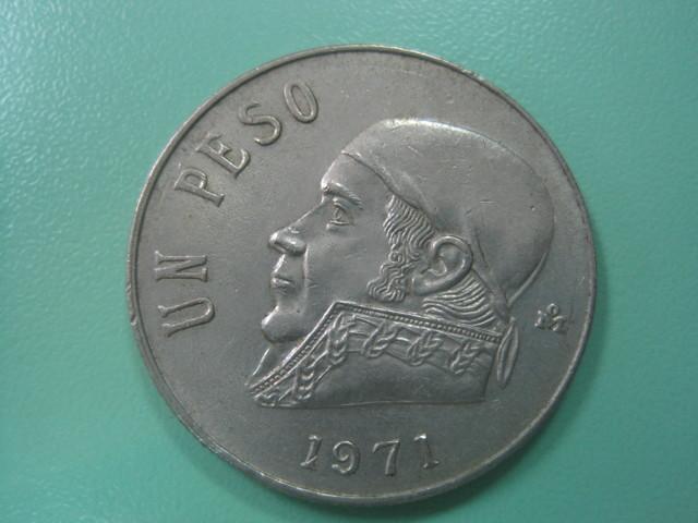 1 Peso. 1971. México IMG_7900