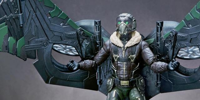 Figurine Hasbro - Le Vautour du nouveau film Spider-Man: Homecoming Vulture
