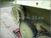 Немецкая 75-мм САУ Hetzer, Музей Войска Польского, г.Варшава, Польша Hetzer_Warszawa_046