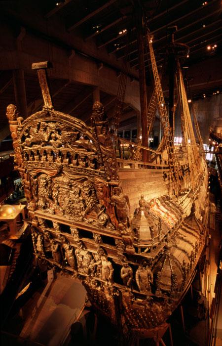 Vasa, El Titanic del S.XVII The_Wasa_from_the_stern