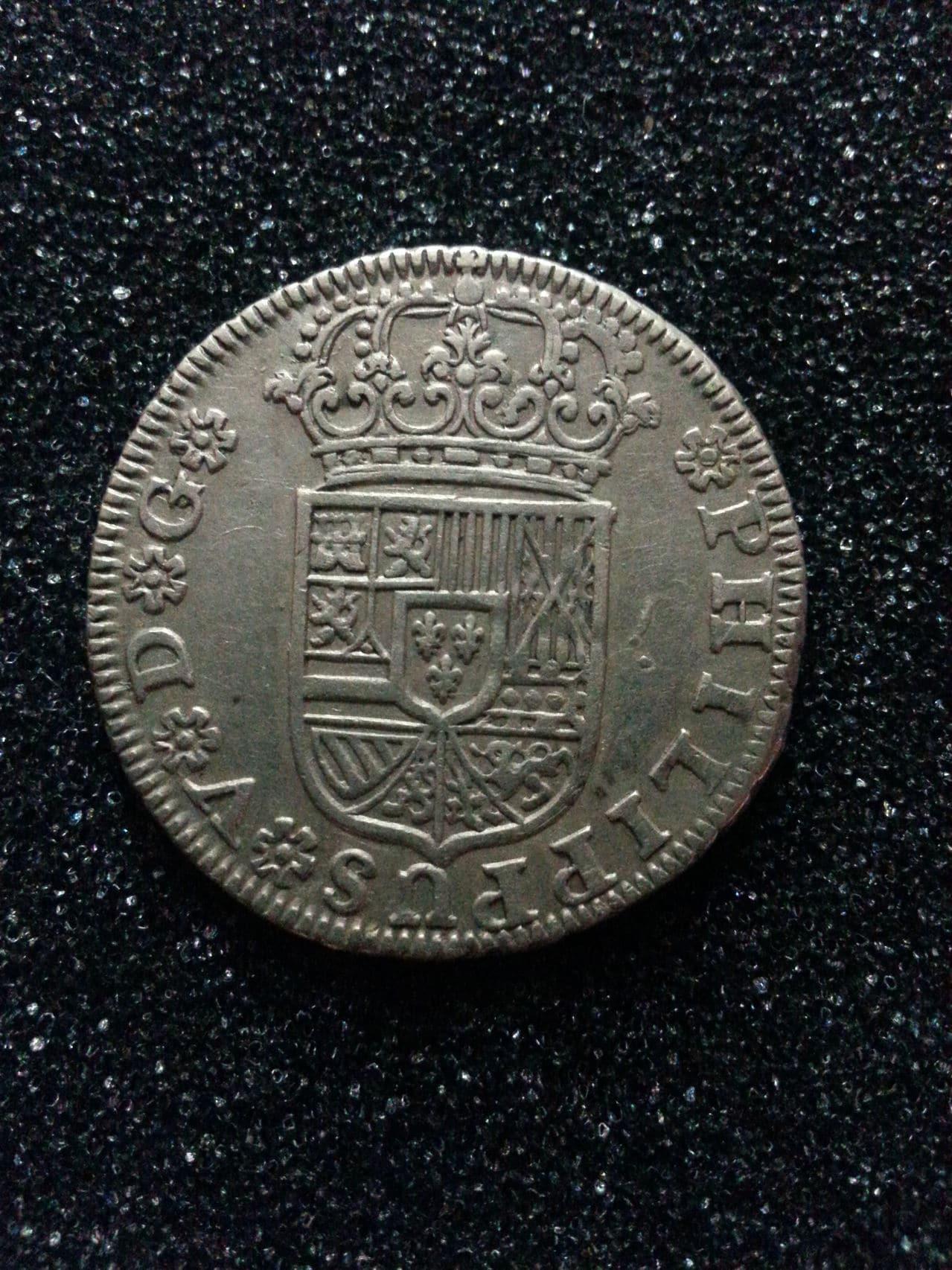 2 reales de 1729. Felipe V ceca Sevilla 20150212_170502
