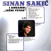 Sinan Sakic  - Diskografija  Sinan_Sakic_1986_z