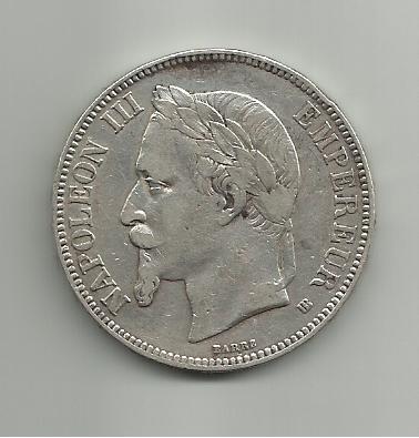 5 francos de Napoleon III 1868 5_francos_napoleon_III_1868_BB_anv