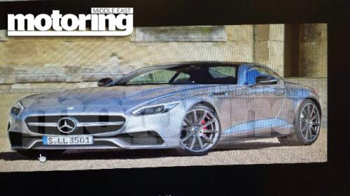2014 - [Mercedes-AMG] GT [C190] - Page 2 1404918272265849625