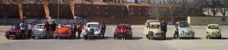 CLASSIC MOTOR SHOW Alcalá de Henares 2ºs domingos de mes Dehesa0314_42