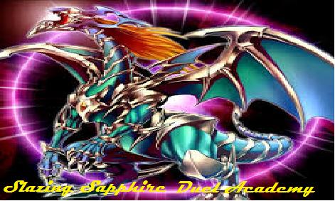 Slazing Sapphire Duel Academy