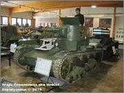 Советский легкий танк Т-26, обр. 1933г., Panssarimuseo, Parola, Finland  26_228