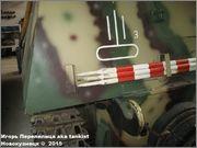"""Немецкая 15,0 см САУ """"Hummel"""" Sd.Kfz. 165,  Deutsches Panzermuseum, Munster, Deutschland Hummel_Munster_059"""