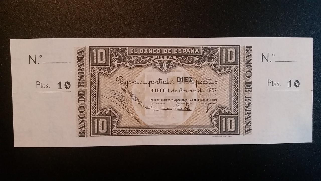 Colección de billetes españoles, sin serie o serie A de Sefcor pendientes de graduar - Página 2 20161217_115939