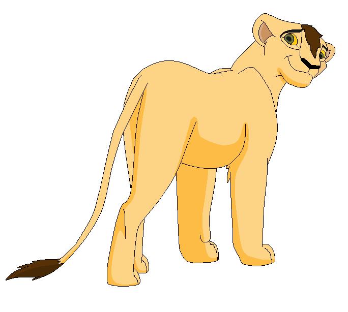 como serian si fueran un leon (divertido) Image