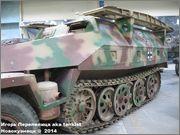 Немецкий средний бронетранспортер SdKfz 251/7  Ausf D,  Musee des Blindes, Saumur, France 251_7_Saumur_025