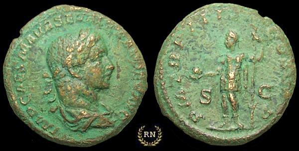 Sestercio de Marco Aurelio RIC_0433
