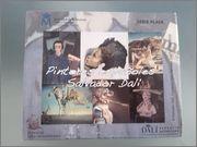 Colección en plata de la FNMT de 2009, aniversario de Salvador Dalí. IMG_20160223_154118