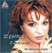 Zehra Bajraktarevic- Diskografija Zehra2001prednja