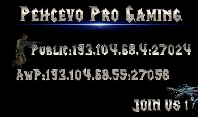 Добредојдовте на Pehcevo Pro Gaming