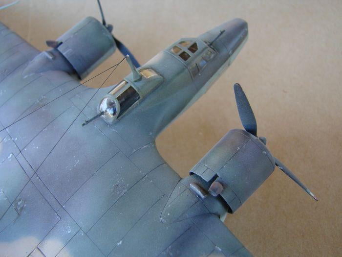Dornier Do-17Kb-3, RSmodels, 1/72 DSC01410