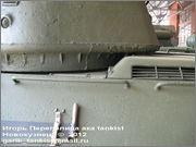 Советский средний танк ОТ-34, завод № 174, осень 1943 г., Военно-технический музей, г.Черноголовка, Московская обл. 34_025