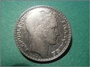 10 Francos 1937 REP. Francesa P1250395