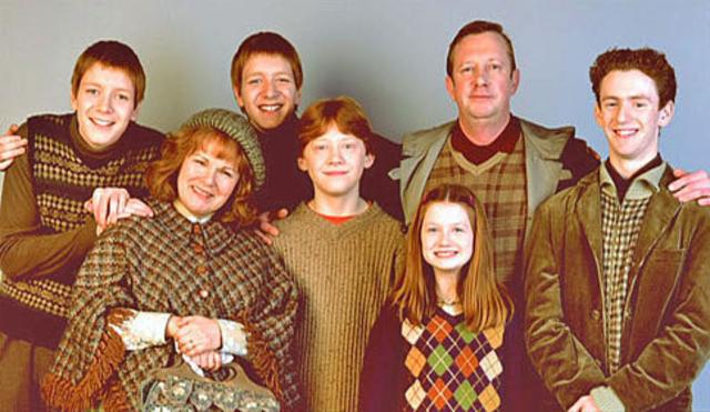 Το παράπονο του Redmayne  Weasleys