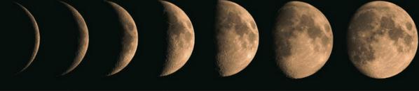 Sourate 113- Al Falaq (L'aube naissante)et Pleine Lune Image