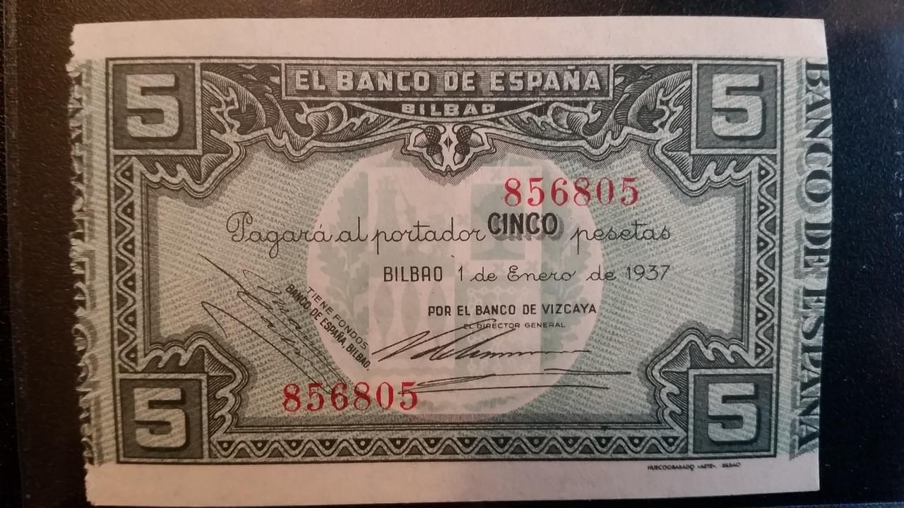 Colección de billetes españoles, sin serie o serie A de Sefcor pendientes de graduar - Página 2 20161217_121822
