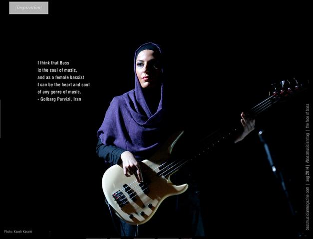 Fotos de mulheres tocando baixo. TOPICO PARA CONEXOES RAPIDAS - Parte II - Página 10 Bassira