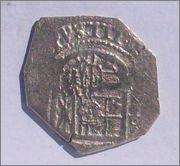 "1 Real ""tipo OMNIVM"". Felipe III. Toledo. 102_1476"