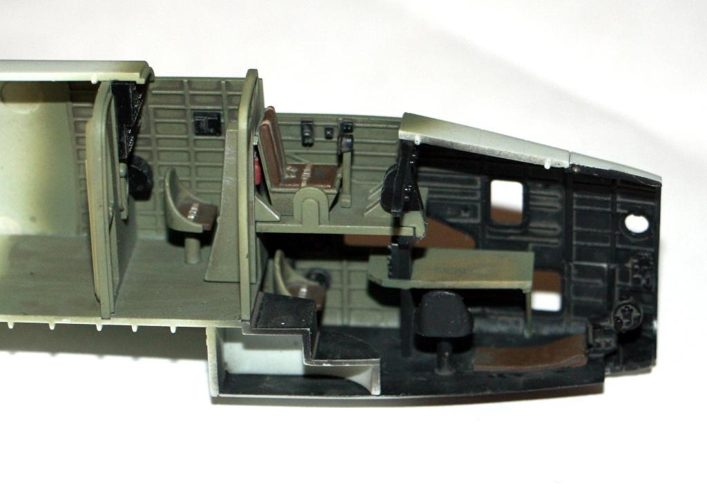Halifax B Mk.I 1/72 Revell IMG_3471