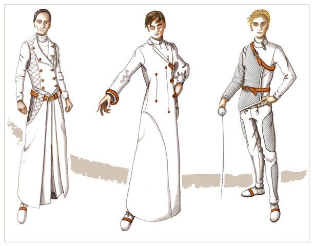 The Kingdom of Xenon Fencing_Illustration_board_by_Marcusstratus