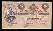 Sábanas de colección Cuba50a