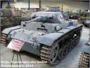 Немецкий средний танк PzKpfw III Ausf.F, Sd.Kfz 141, Musee des Blindes, Saumur, France Pz_Kpfw_III_Saumur_001