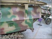 Немецкий средний бронетранспортер SdKfz 251/7  Ausf D,  Musee des Blindes, Saumur, France 251_7_Saumur_041