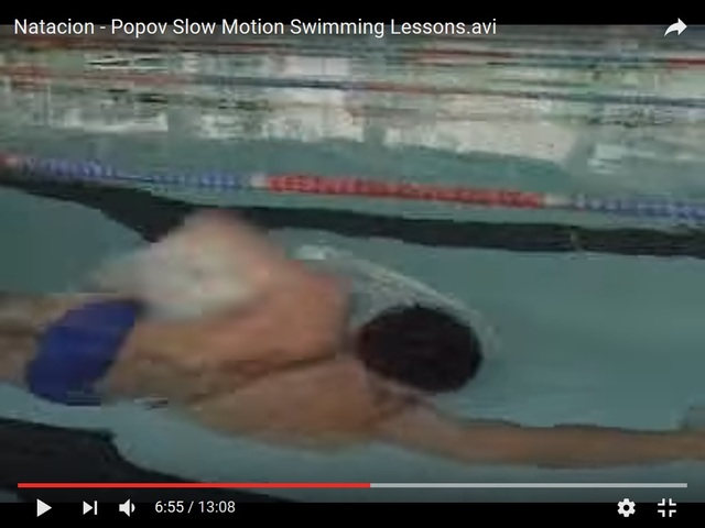 becoming a swimmer Popov2bend