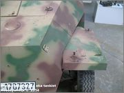Немецкий средний бронетранспортер SdKfz 251/7  Ausf D,  Musee des Blindes, Saumur, France 251_7_Saumur_022