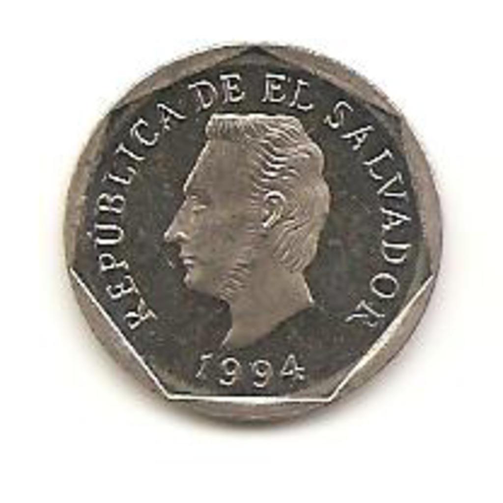 10 centavos de 1994 El Salvador Image