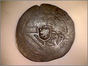 Felipe el Hermoso. Cuatro mites de Brabante (vellón), ceca de Amberes. R40