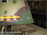 """Немецкая 15,0 см САУ """"Hummel"""" Sd.Kfz. 165,  Deutsches Panzermuseum, Munster, Deutschland Hummel_Munster_061"""