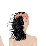 Leandra's Weekly Design Challenge: #2 Roses Manerosehairbbates