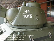 Советский средний танк ОТ-34, завод № 174, осень 1943 г., Военно-технический музей, г.Черноголовка, Московская обл. 34_032