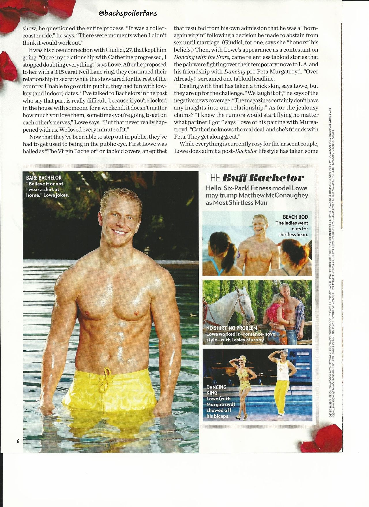 Sean & Catherine Lowe - Pictures - No Discussion - Page 3 Image