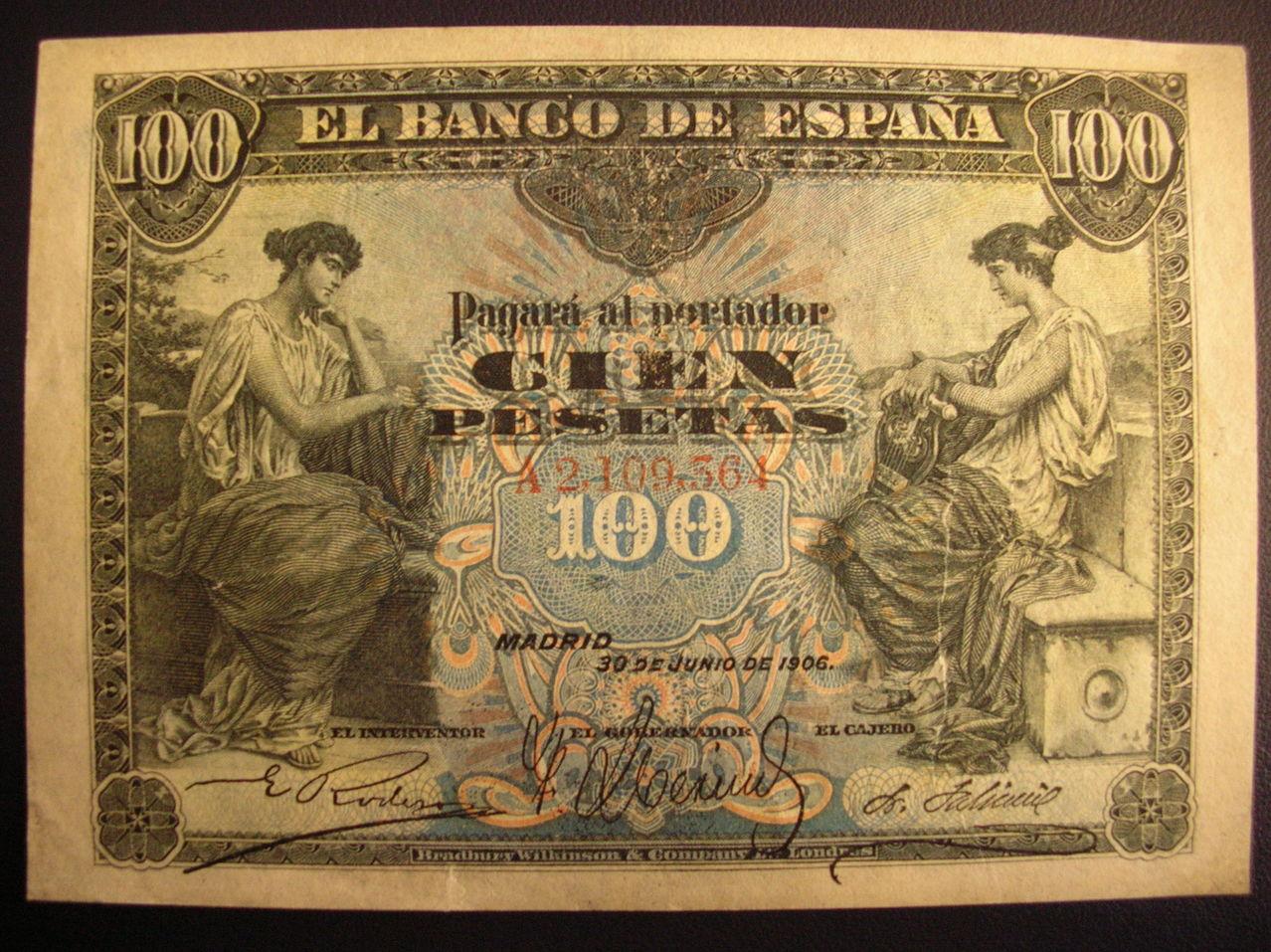 100 Pesetas 1906 (MBC) 100ptas1906a