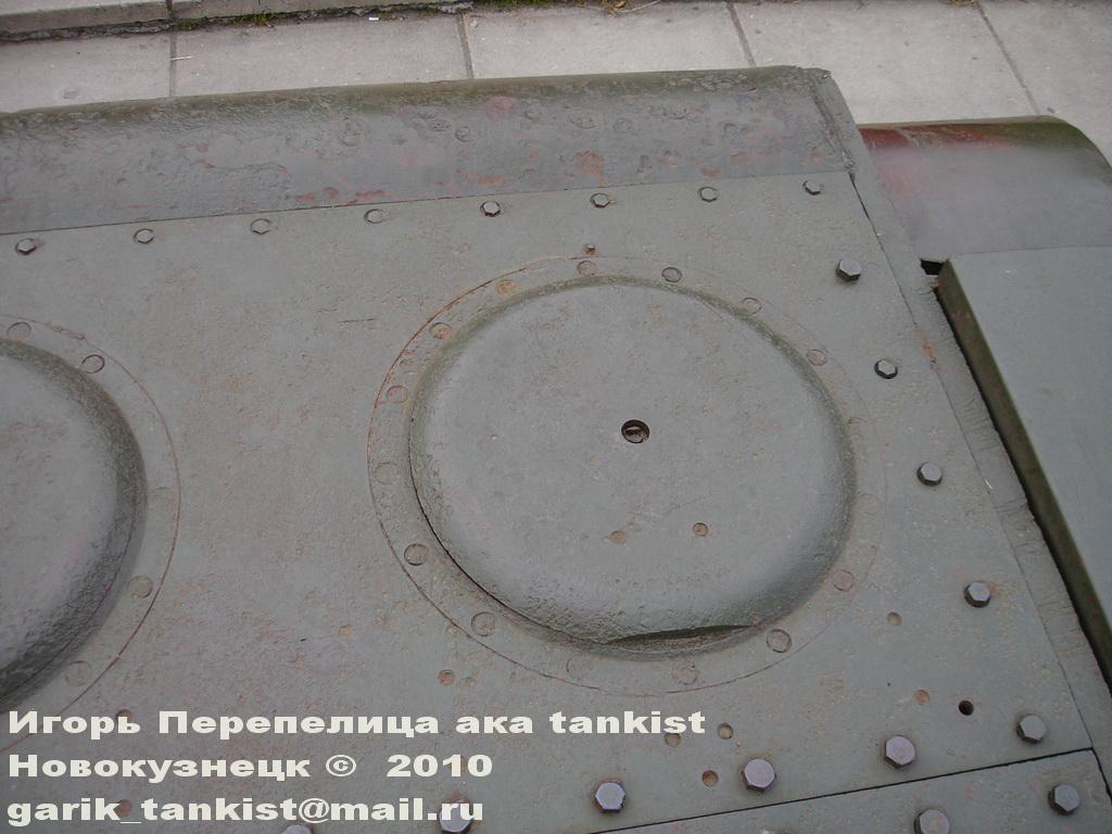 КВ-1 из набора 01561 от Trumpeter View_image_1_022