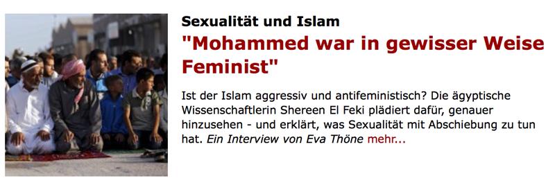 Presseschau - Seite 3 Mohammed